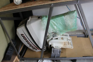 50 HP Johnson outboard motor power head