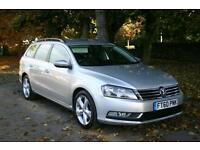 30 Road Tax DIESEL ESTATE VW Passat SE with FULL SERVICE HISTORY done 78438 Mile