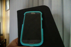 Samsung S3 with impact case