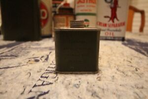 ARMY 2 0Z OIL TIN CAN