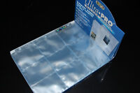 25X ULTRA PRO-CARTES/CARDS COLLECTION-FEUILLES/SHEETS (NEUF/NEW)