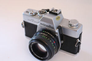 Collection de Boitiers 35mm Canon Minolta Fujica