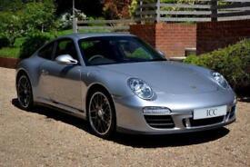 Porsche 911 Carrera Gts Pdk Coupe 3.8 Semi Auto Petrol