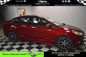 2015 Ford Focus SE - LOW KMS**HEATED STEERING**BACKUP CAMERA