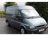 Ford Transit MWB *NO VAT* GREAT CONDITION LOW MILES ELECTRIC PACKAGE PLY LINED