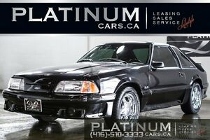 1987 Ford Mustang GT/ T- TOP/ 5.0L 225 HP/ AMERICAN CLASSIC
