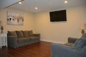 Fully Furnished 1 bedroom suit for rent