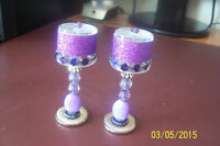 "Hand Made Chy's Glam Lamps 12"" Dolls (Barbie, Monster High, etc."