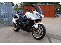 2010 YAMAHA FAZER 8 779CC, EXCELLENT CONDITION, £3,600 OR FLEXIBLE FINANCE