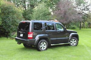 Jeep Liberty North Edition 4x4 Trail Rated