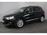 2015 15 VOLKSWAGEN TIGUAN 2.0 MATCH TDI BLUEMOTION TECHNOLOGY 5D 148 BHP DIESEL