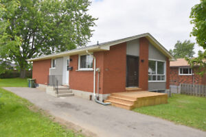 All Inclusive, Move in Ready Basement Bungalow