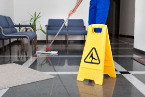 Ménager commercial / Commercial cleaning 514-659-2701