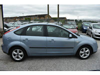 Ford Focus 1.8 125 2006.5MY Zetec Climate