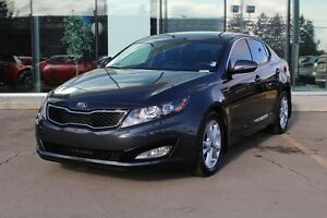 2013 Kia Optima KIA OPTIMA EX+ TURBO AUTOMATIC SUNROOF CRUISE RE