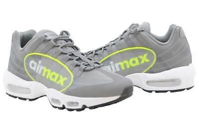 589cdb6733 2017 Nike Air Max 95 NS GPX SZ 10 Big logo Dust Volt Pewter Neon OG AJ7183- 001