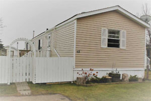 Clean 3 BR Mobile Home for Rent