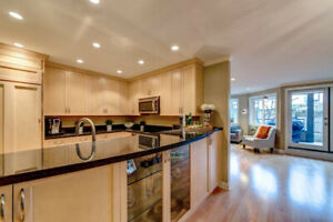 2bed+3bath townhouse in kitsilano OPEN HOUSE Sunday Mar 31 2-5pm