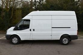 2.2 T350 RWD 5D 124 BHP LWB HIGH ROOF DIESEL MANUAL PANEL VAN 2012