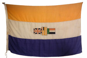 VINTAGE South African Union Flag