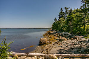 1317 West Jeddore Rd, West Jeddore 275' oceanfront home/cottage