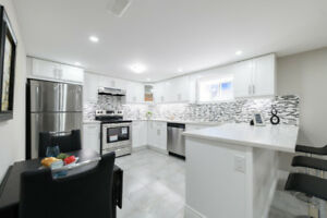 Immaculate Basement For Rent In Hamilton East