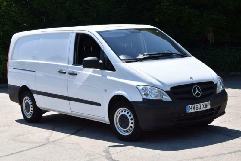 2.1 113 CDI 5D 136 BHP LWB L/R DIESEL MANUAL PANEL VAN 2013