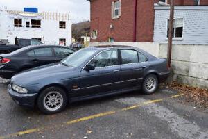 1997 BMW 5-Series Sedan