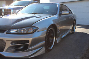 1995 Nissan 240sx S15 Conversion