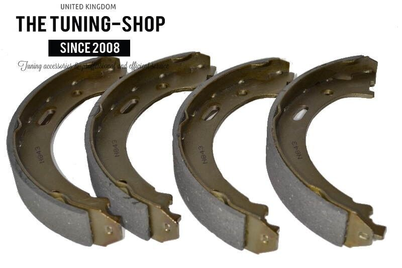 Handbrake Shoe Set N843 CBK / GLAS For Jeep Commander Grand Cherokee 2005-10