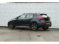 2014 Volvo V40 D3 Cross Country Lux Nav 5dr Geartronic Auto Hatchback Diesel Aut