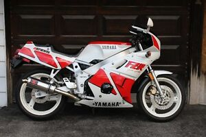 1989 Yamaha FZR400 1WG Mint Condition