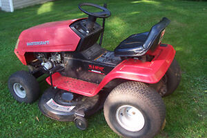 16.5 HP Lawn tractor