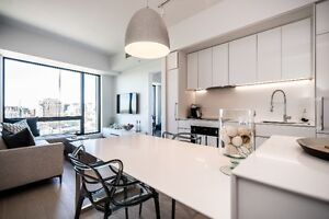 AT COST PRICE Tour des Canadiens condo Phase 1 2 BDR, 1 BA  cond
