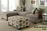 BRAND NEW!  Sandstone MODULAR Sofa Set w/ FREE Home Delivery