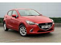 2017 Mazda 2 1.5 SE-L Nav 5dr Hatchback Manual Hatchback Petrol Manual