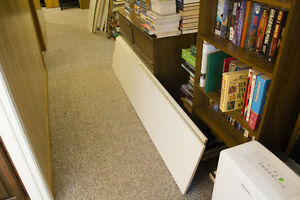 "16"" X 48"" X 83"" MDF Shelving Free for Pickup - PPU"