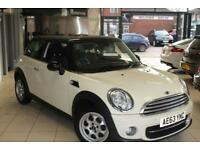 2013 63 MINI HATCH COOPER 1.6 COOPER D 3DR PEPPER PACK 112 BHP DIESEL