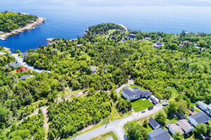 Herring Cove , fully serviced lots with Harbour views