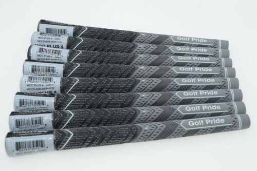 13x Golf Pride MCC Plus 4 Golf Clubs Grips Standard Size New USPS PM Fast Ship