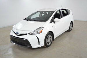 2016 toyota prius v Hybride Luxury GPS*Cuir* UNE SEUL TAXE