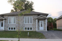 2 years old  3 BEDROOM SEMI IN A NORTHEND SUBDIVISION