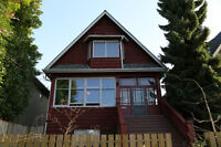 CHARACTER HOUSE FOR RENT - June 1 or June 15