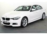 2014 BMW 3 Series 2.0 320D 320d BluePerformance M Sport 2.0 4dr Saloon Manual Di