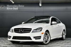 2014 Mercedes Benz C350 4MATIC Coupe