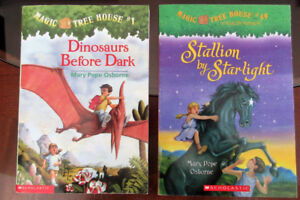 School Children Books, Magic Tree House, Merlin Missions Series