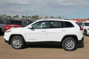 2016 JEEP CHEROKEE LIMITED 0% 84 MONTHS INTEREST FREE ! 16CH4799
