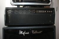 Mesa Boogie F-100 / Cab Hughes & Kettner