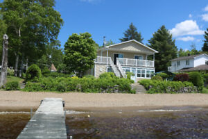 à louer maison vacances lac Aylmer Stratford