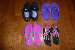 girl shoes size 2,3 and 4